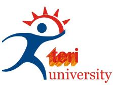 TERI_University_logo